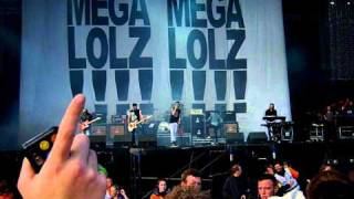 Lostprophets - It's Not The End Of The World - Live at Leeds Festival 2010