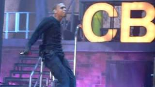 Chris Brown Live Manchester 10/1 - Wall To Wall