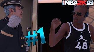 NBA 2k18 MyCAREER Gameplay - Prelude Playground! My New Girlfriend? Ep. 1