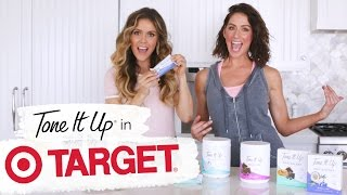 Tone It Up's In Target!!! Get Your Delicious Gluten-Free, Plant-Based Protein & Bars!