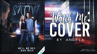 WATCH ME: SATIVA   wattpad book cover