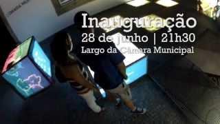 Inauguração do Entre Margens - Santa Marta de Penaguião