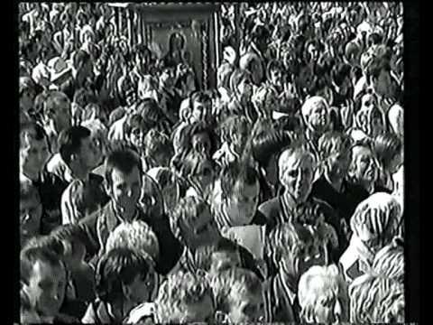 Pielgrzymka papieża Jana Pawła II na Ukraine 2001 rok cz.2