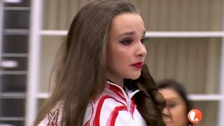 Dance Moms - Abby and Kendall Fight (Season 5 Episode 2)