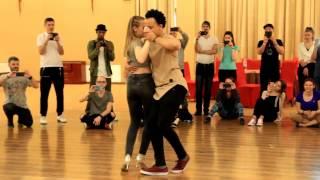 Jordan - Joy William & Annamaria Lucia Dima - Semba - Cluj Kizomba Festival 2017