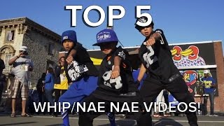 Silento - Watch Me (Whip/Nae Nae) Videos #WatchMeDanceOn   TOP 5