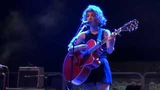 Maria Antonietta - Saliva, live @Rock sul Serio (Villa di Serio, BG) 25-07-2014