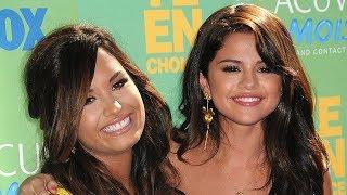 Selena Gomez Sends Demi Lovato SWEETEST Note & Fans Can't Handle It