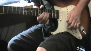 Pink Floyd Pulse Time Solo (Cover) - Axe Fx Ultra
