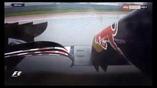Carlos Sainz Jr Crash Austin Texas USA Q1