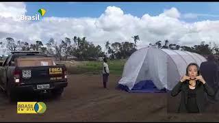 Prorrogada atuação da Força Nacional em Moçambique