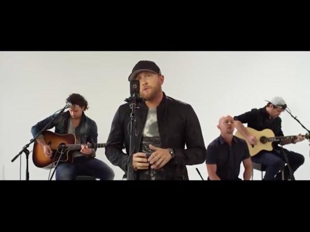 Video en acústico de Cole Swindell - Stay Downtown