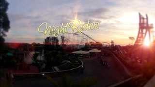 RAINBOWS END NIGHT RIDES