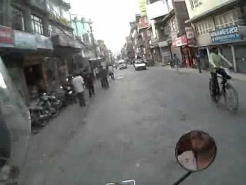 The Streets of Nepal
