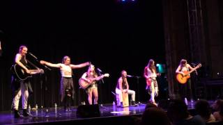 """Cimorelli - """"Nobody's Perfect"""" by Hannah Montana at Keswick Theatre in Glenside, PA"""