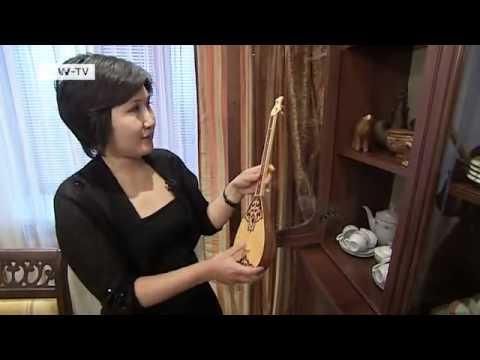 Wohnzimmer weltweit: Gulnaziya Nussupova aus Astana, Kasachstan | GLOBAL 3000