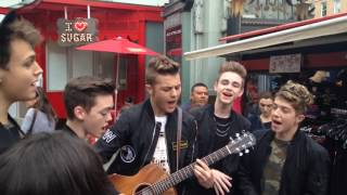 Story of My Life -Covered by Reed Deming Jonah Marais Jack Avery Zach Herron and Corbyn Besson