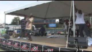 """BJ Cash performs """" BALL-OUT"""" feat. Mike Smith w/ Marching band"""