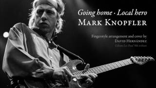 MARK KNOPFLER / DIRE STRAITS: Going home, from 'Local hero' (fingerstyle cover)