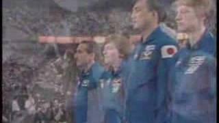 Josh Groban - Superbowl 2004 NASA Tribute
