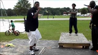 GuttaMouf and J-Biggz Perform Fabo Live (in Bushnell)