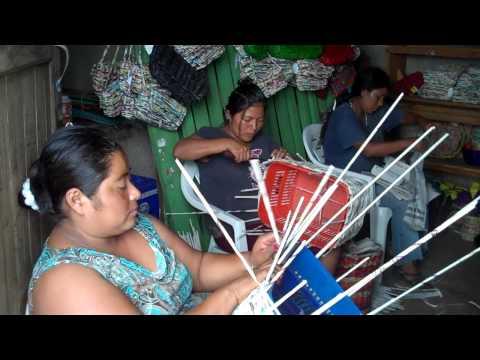 Nicaraguan Basket Weavers.MP4