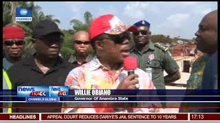 Anambra Infrastructure: Obiano Orders All Contractors Back To Site