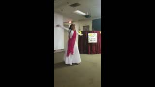 Barak 'Vivo Esta' Danza Improvisada