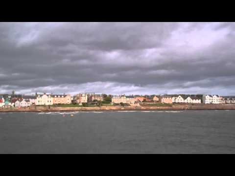 Elie East Neuk Of Fife Scotland September 11th