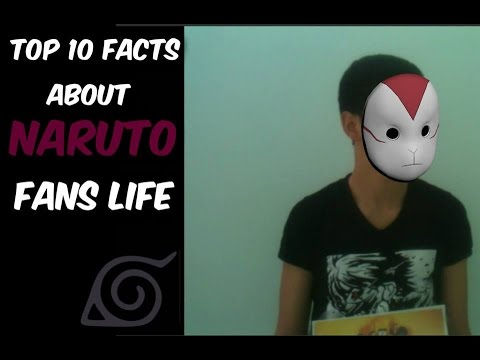 #4STRO TV Top 10 Facts About Naruto Fans Life