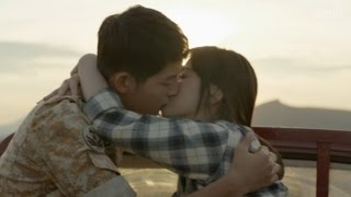 [ENG-VIETSUB] Descendants Of The Sun - All Kiss And Romance Scenes | You Are My Everything