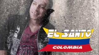 el santo music -sientes - by lobon la ficha clave - Oswaldo Arcia Publicidad