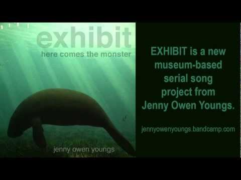 jenny-owen-youngs-here-comes-the-monster-exhibit-series-1-jennyowenyoungs