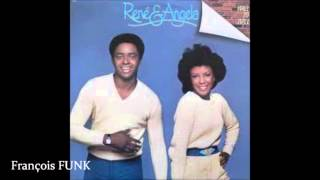 René & Angela - I Love You More (1981)♫