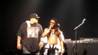 Lil Wayne Live in Minnesota 8/1/07 (9) We Takin Over