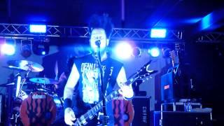 Static-X - Black and White @ Backstage Live - San Antonio, TX 7-21-12