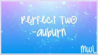 Auburn-Perfect Two (Speed Up)