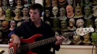 Say That You Love Me Bass Cover width=