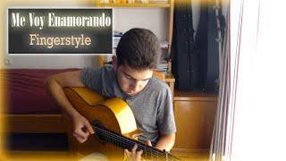 Me Voy Enamorando - Chino y Nacho ft. Farruko - Cover Guitarra (Fingerstyle)