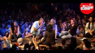 N*E*R*D Hypnotize U Live @ Coke Sound Up Munich 09.04.11