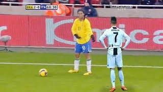 7 Players Destroyed By Ronaldinho Gaúcho