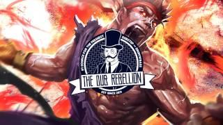 AD x Subfiltronik x Curzed - Evil Ryu (AR the Bushmaster Remix)