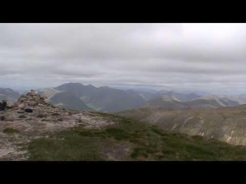 Glen Etive Hills – Ben Starav & Glas Bheinn Mhor