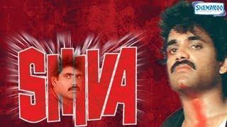 Shiva (1990) - Hindi Full Movie - Nagarjuna - Amala - J D Chakravarthy - Bollywood  Action Movie width=