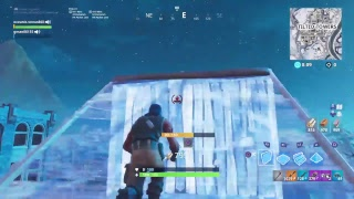 Crushing Ice Monsters With Friends|Fortnite PS4 Broadcast