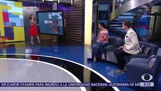 Raquel Méndez 7 de junio del 2018
