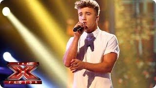 Sam Callahan sings Summer of 69 by Bryan Adams - Live Week 1 - The X Factor 2013