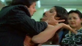 Salman Kisses Rambha - Judwaa