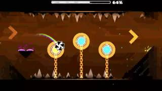 Geometry Dash [DEMON] [LIVE] - Space Circles by Suomi