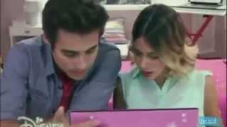 Violetta 3 - Violetta y León descubren que Priscila empujo a Violetta (Cap 68)